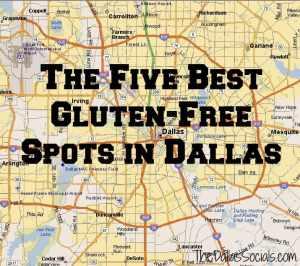 The Five Best Gluten-Free Spots in Dallas