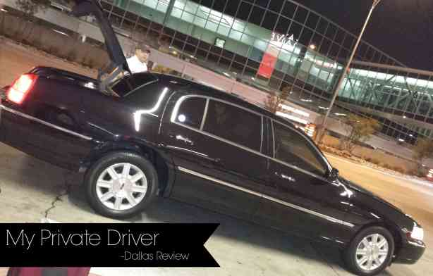 My Private Driver - Dallas Review