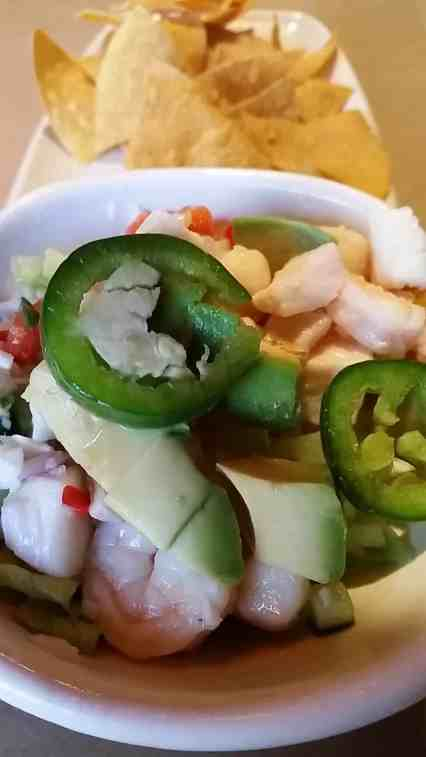 Cold Snap Fresh Ceviche