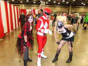 Fan Expo Dallas Rocks the Convention Center