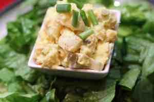 Texas' Best Mustard Potato Salad