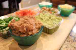 7 Layer Dip Cups – Perfect for Tailgating!