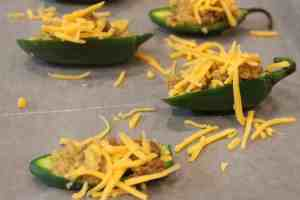 Jalapenos Stuffed with Dressing – A Thanksgiving Alternative
