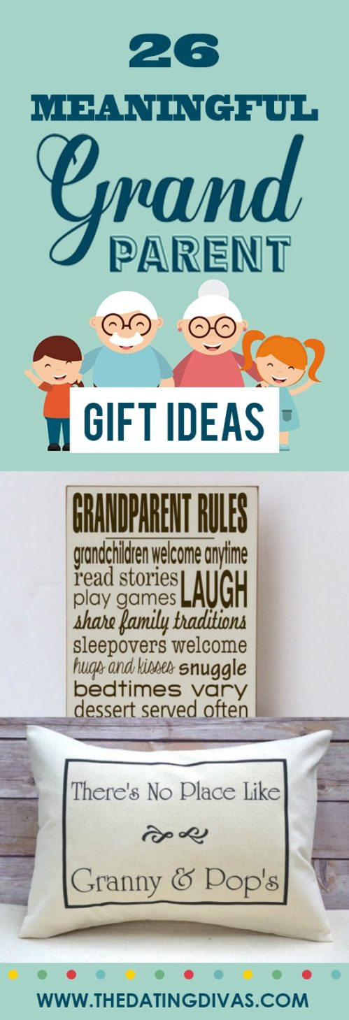 Medium Of Gifts For Grandparents