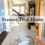 Staging the Upstairs and Exterior and a Video Tour