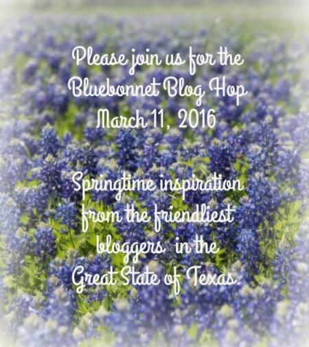 Bluebonnet Blog Hop