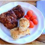 In the Kitchen:  Cracked Chicken