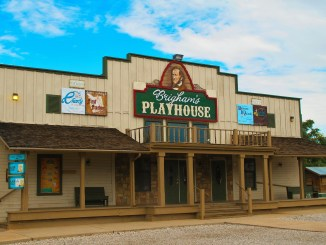 Brigham's Playhouse by The Desert Pulse