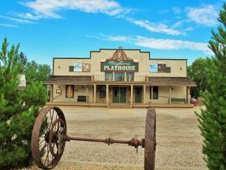 Brigham's Playhouse Exterior