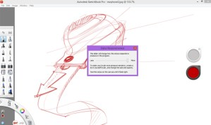 Carlos T: I set the pen pressure to the highest at EDIT/STYLUS RESPONSIVNESS...