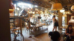 Lighting cafe Bangkok