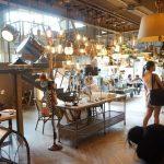 When design fusions a cafe and a shop – Bangkok