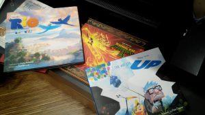 Artbooks Rio UP Kung Fu Panda 3