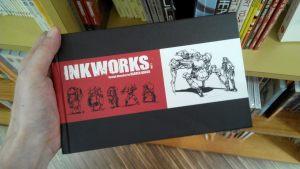 Darren Quach Art book c