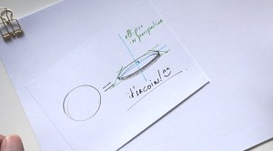 How to draw a coin The 1 miute tutorial-Industrial Design sketching-Blog g copy