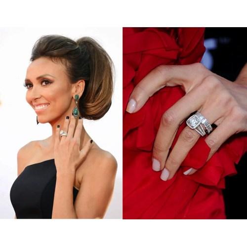 Medium Crop Of Celebrity Engagement Rings