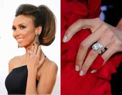 Small Of Celebrity Engagement Rings
