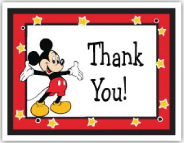 Thank You Mickey