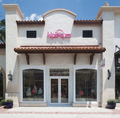 Kipling Unveils Interactive Retail Concept At Disney Springs