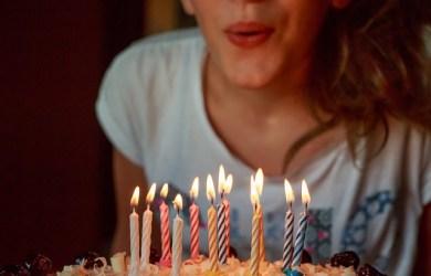 sharing birthdays after divorce