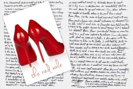 the red sole ysl louboutin