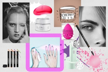 2016 beauty must haves for face nails and hair