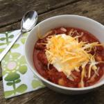 Slow Cookier Chili