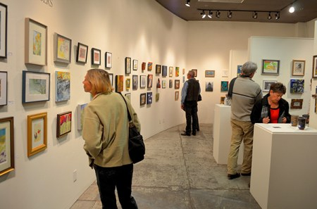 Small Wonders at The Drawing Studio gallery