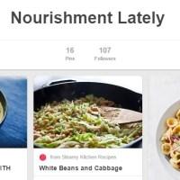 Nourishment Lately 2.9.16