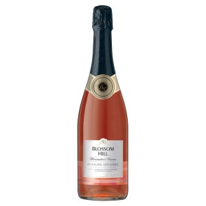 Blossom Hill Sparkling Zinfandel Rose Wine 75cl