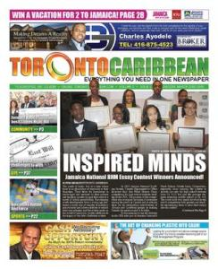 Toronto Caribbean Newspaper
