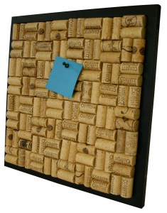 TerraCycle Wine Corkboard
