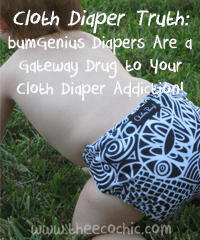 bumGenius Gateway Drug to Cloth Diapers