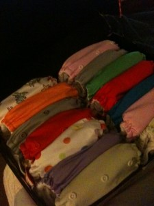 How to Store Cloth Diapers
