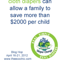 Cloth Diaper Your Baby for FREE