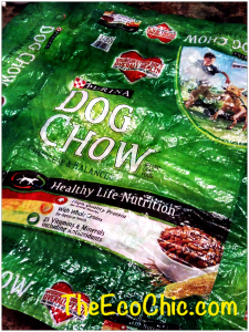 Dog Food Bag