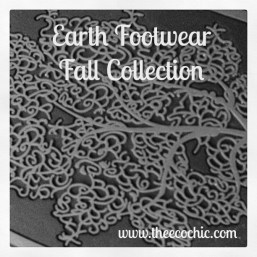 Earth Footwear Fall Collection 1