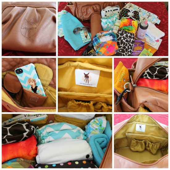diaper bag for cloth diaper