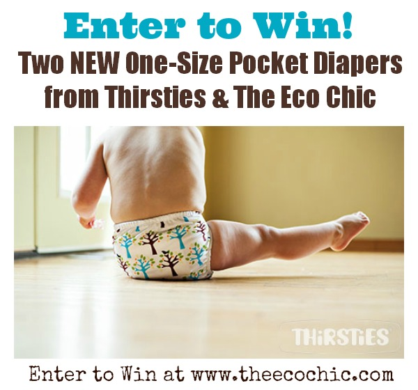 Thirsties Giveaway