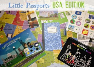 Little Passports Subscription Package