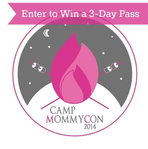 Camp MommyCon Giveaway