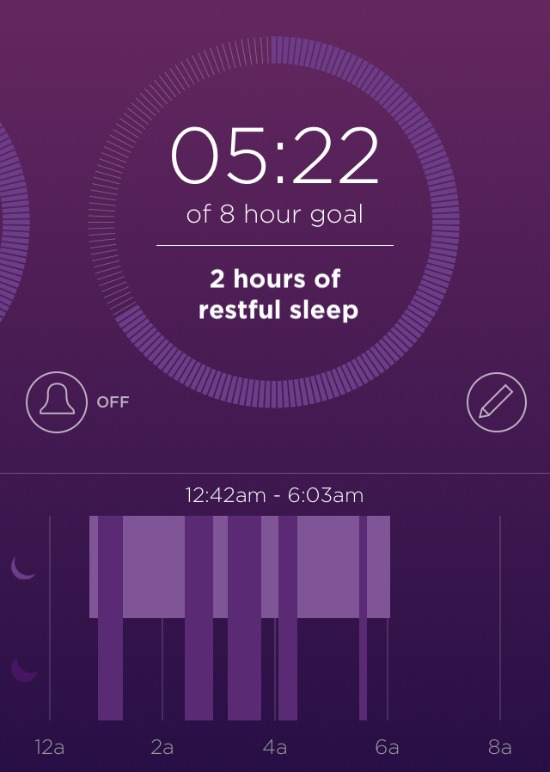 Misfit Shine Sleep Tracker