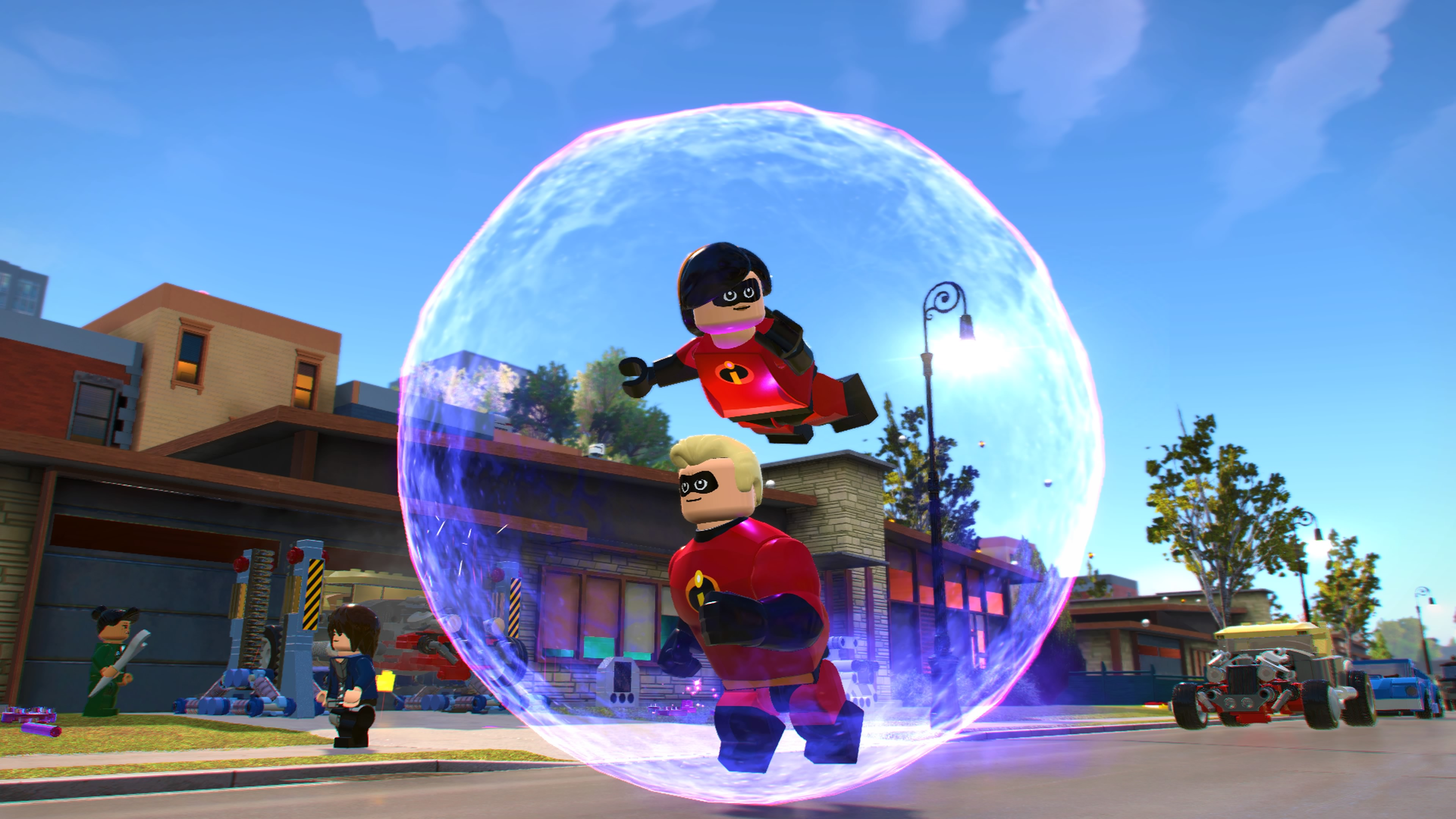 Warner Bros  The LEGO Group and Disney Pixar announce LEGO  The     Warner Bros  The LEGO Group and Disney Pixar announce LEGO  The Incredibles