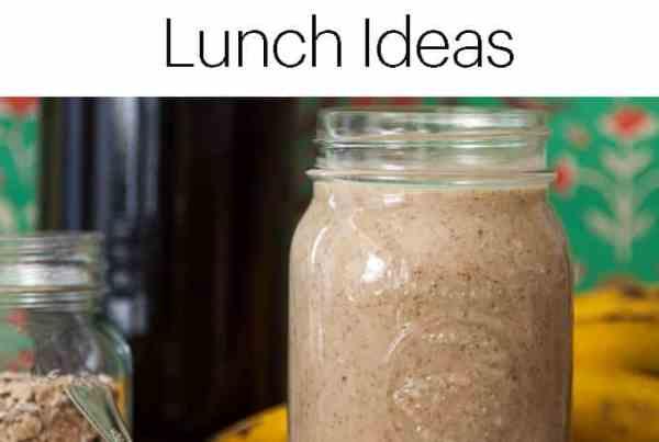 Back to School Easy Vegan Breakfast Ideas