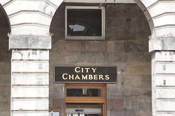 TER City chambers