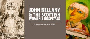 john bellany and the scottish women's hospitals