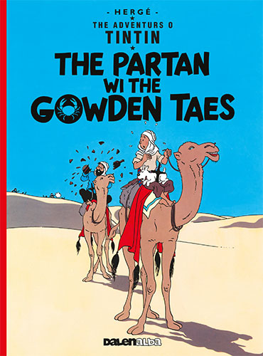 the partan wi the gowden taes 2