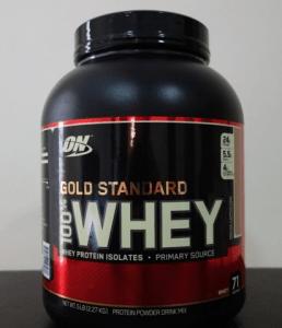 Non-Organic Gold Standard Protein