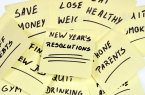 The typical New Year's resolutions. Do we ever achieve them? Photo by Abbey Lossing/ NY Times