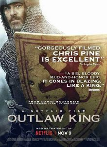 The Outlaw King is Netflix's latest attempts at legitimizing itself as a film studio in the eyes of the film industry.